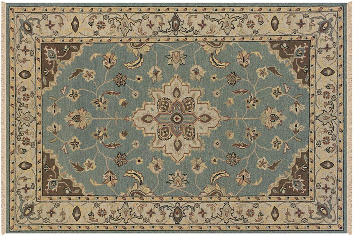 elegance border rug