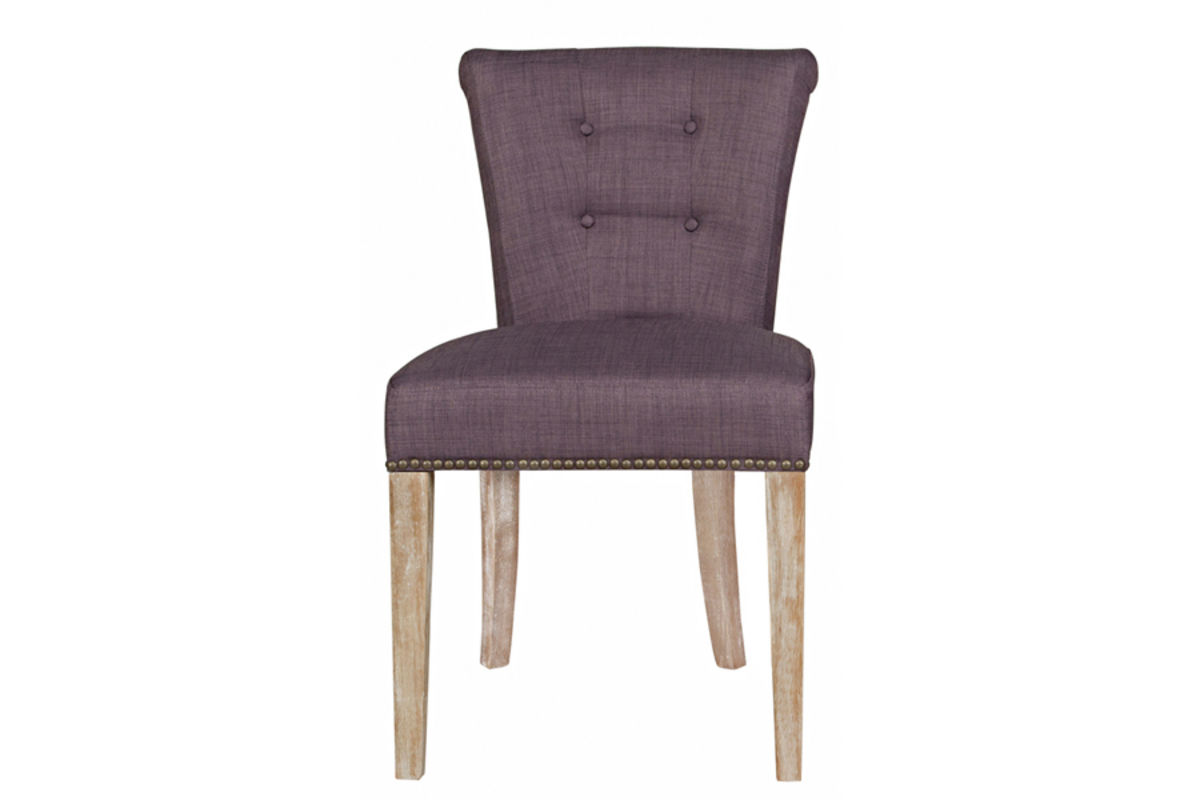 lexi purple dining chair from gardner white furniture