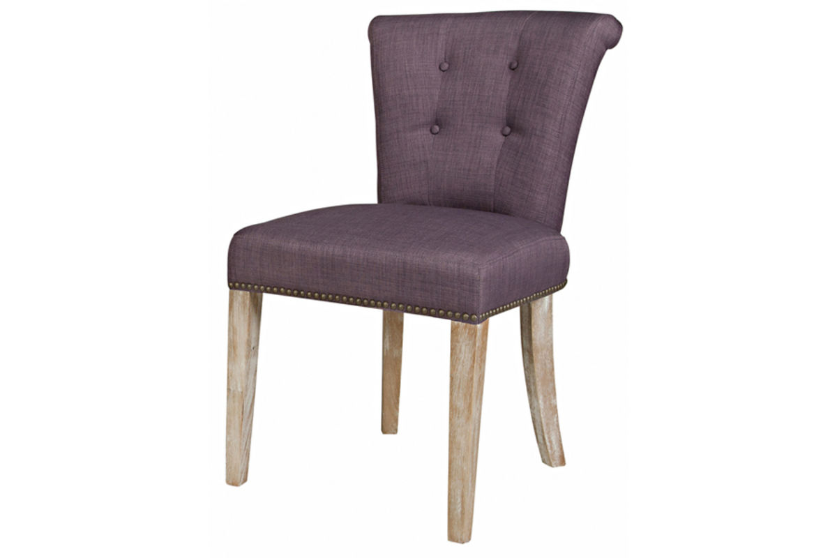 lexi purple dining chair at gardner white. Black Bedroom Furniture Sets. Home Design Ideas