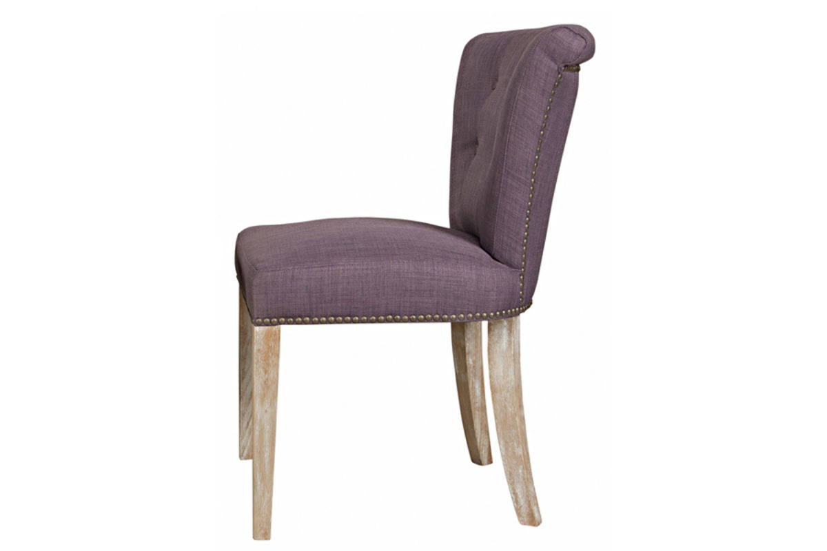 lexi purple dining chair from gardner white furniture your name to