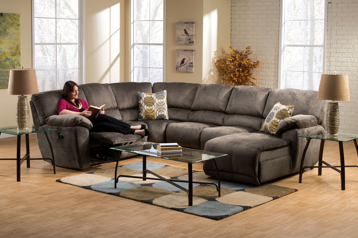 White Sectionals Under $800