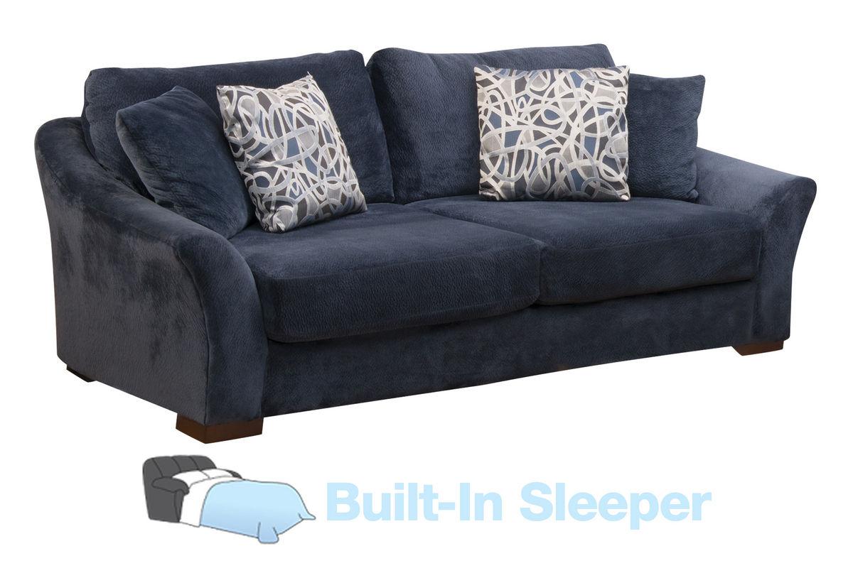 Manning Microfiber Queen Sleeper Sofa at Gardner White : 401941200x800 from www.gardner-white.com size 1200 x 800 jpeg 106kB