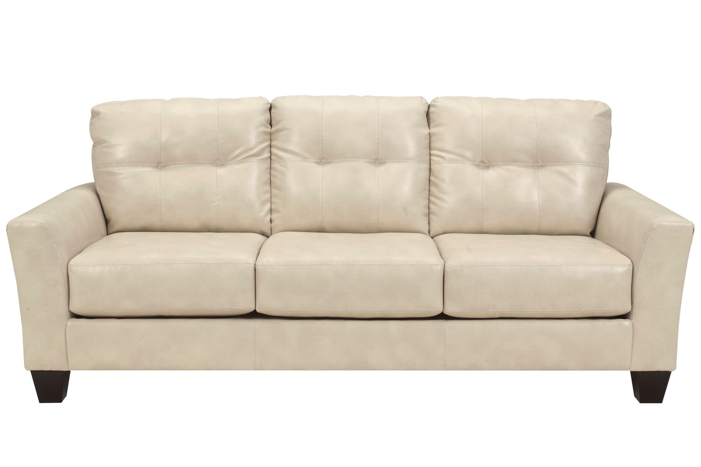 Talin Leather Sofa