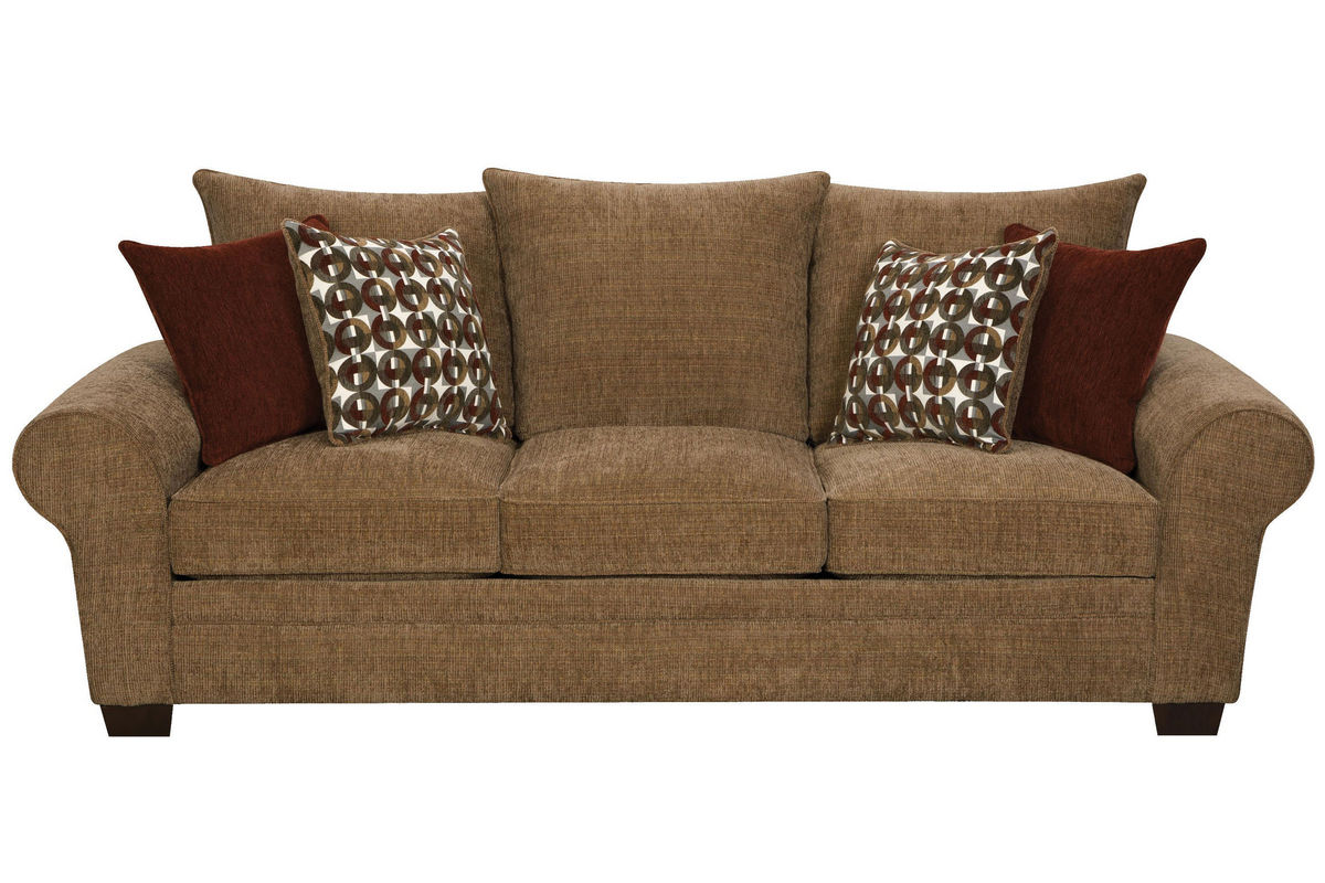 Resort Chenille Sofa At Gardner White