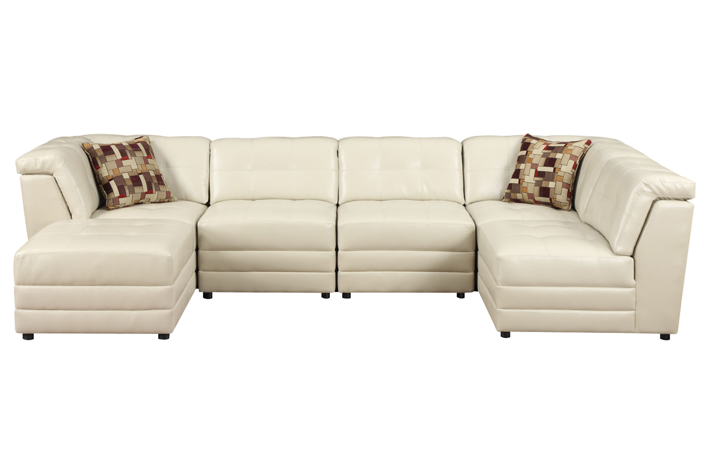 Featured Steal Calisto 7-Piece Bonded Leather Sectional Now $2029.99 $1623.99 + We Pay Your Tax  sc 1 st  Gardner-White : gardner white sectionals - Sectionals, Sofas & Couches