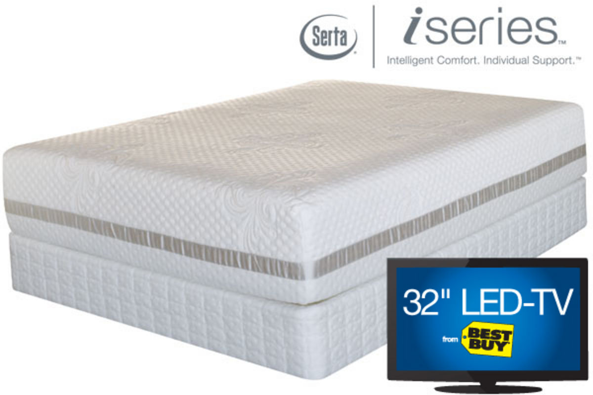 iSeries™ by Serta Merit Twin XL Mattress iSeries™ by