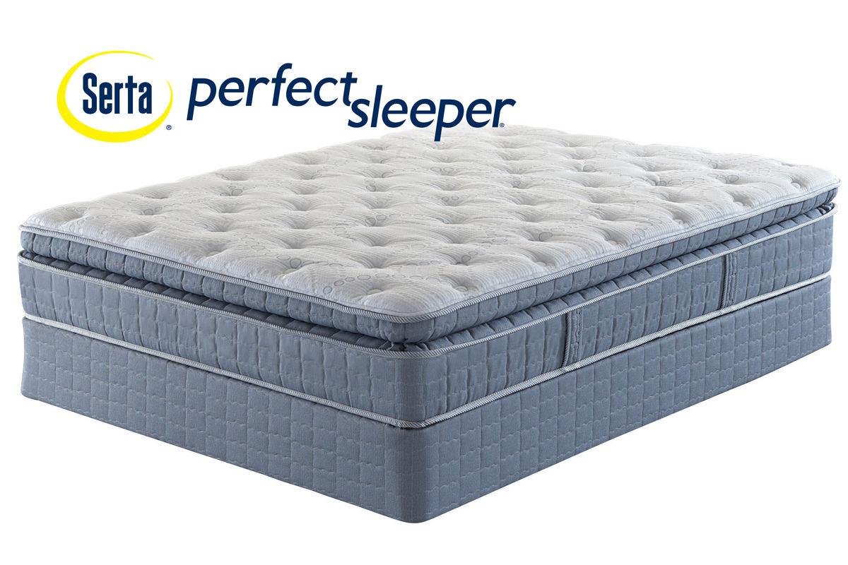 Serta Perfect Sleeper Norwich Firm Twin Mattress Bed