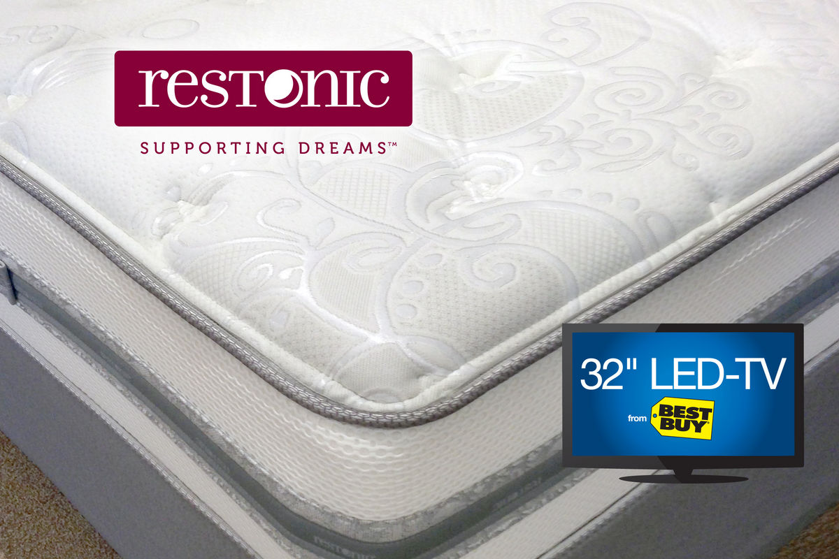 South haven firm full mattress at gardner white for Gardner white credit