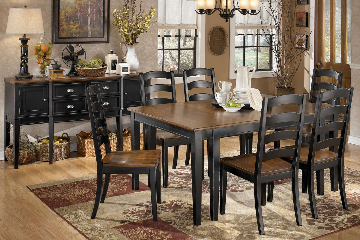 Contemporary Dining Room Sets At Gardner White