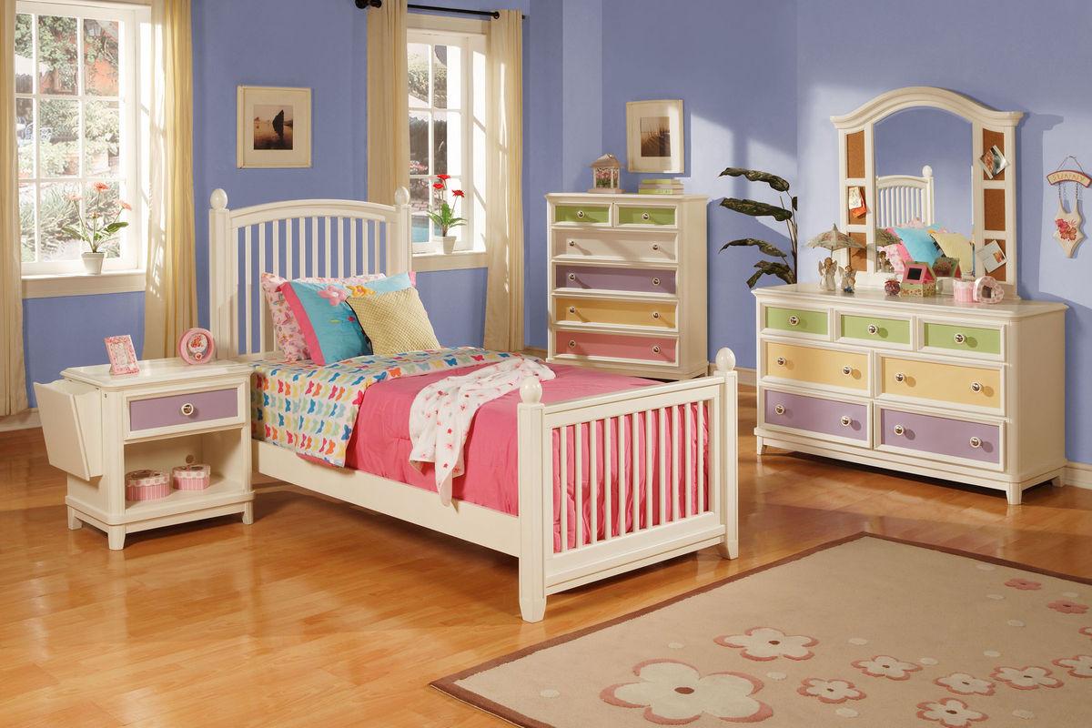 jenny twin bedroom set at gardner white. Black Bedroom Furniture Sets. Home Design Ideas