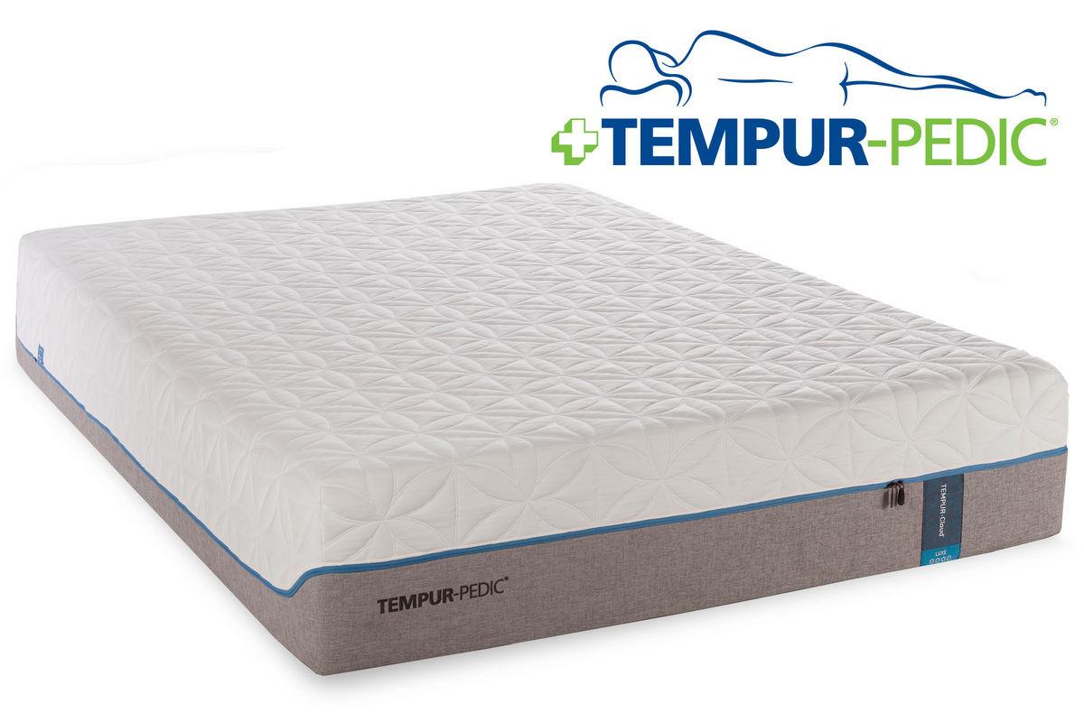 Tempur 173 Cloud 174 Luxe Queen Mattress