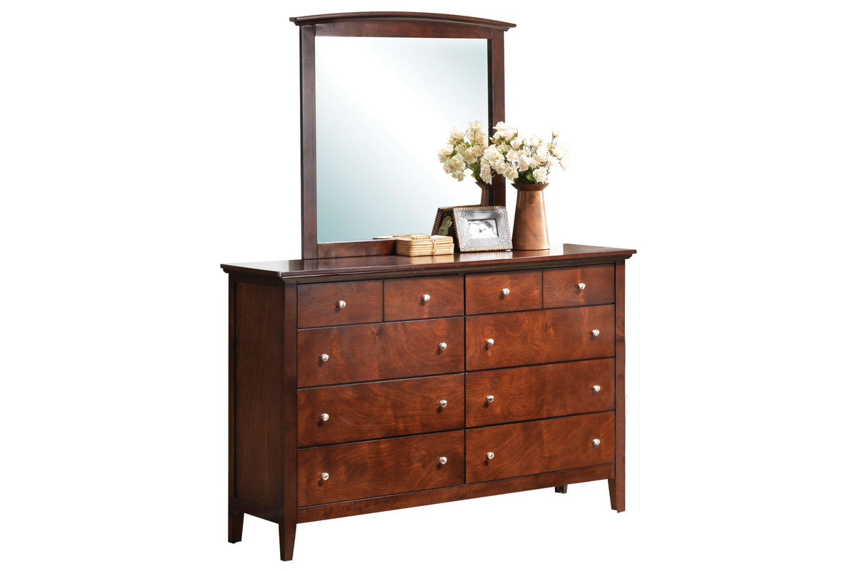verona dresser mirror at gardner white. Black Bedroom Furniture Sets. Home Design Ideas