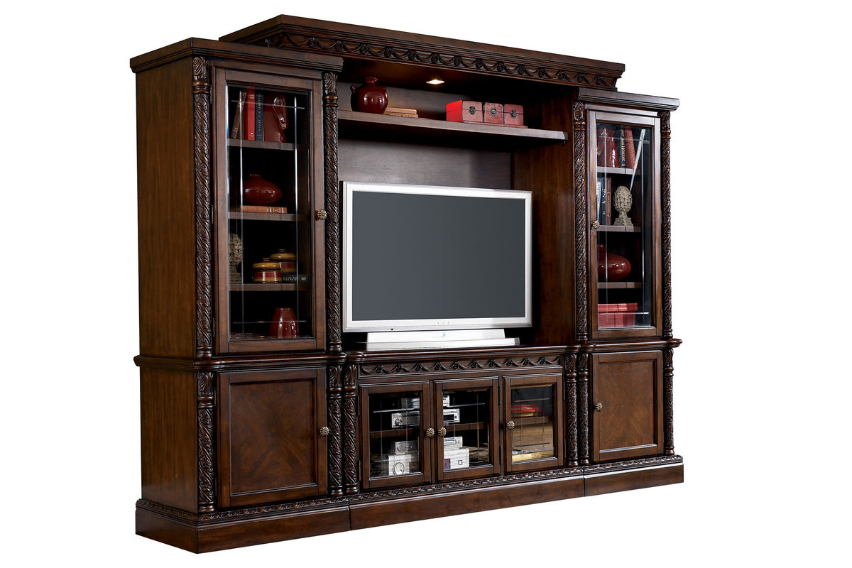29 Best Images About Ashley Living Room Wall Units Tv Entertainment Center Viewing Gallery