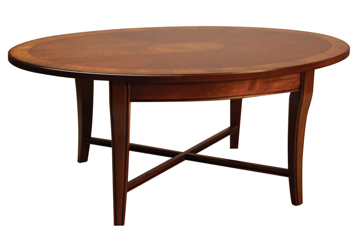 Walnut nesting cocktail table at gardner white for Cocktail tables for sale in kzn