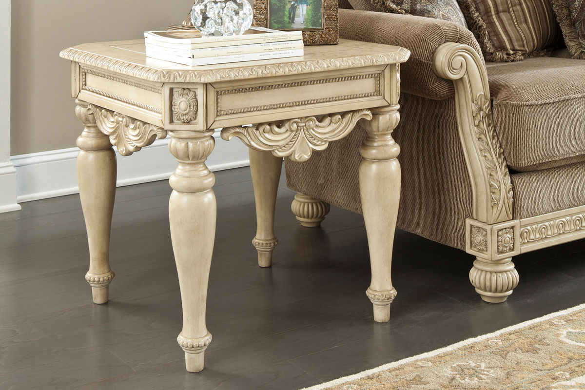 Ortanique end table at gardner white for Ortanique furniture