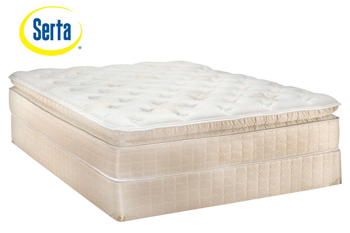 Serta 174 Perfect Sleeper Longview Queen Pillowtop At