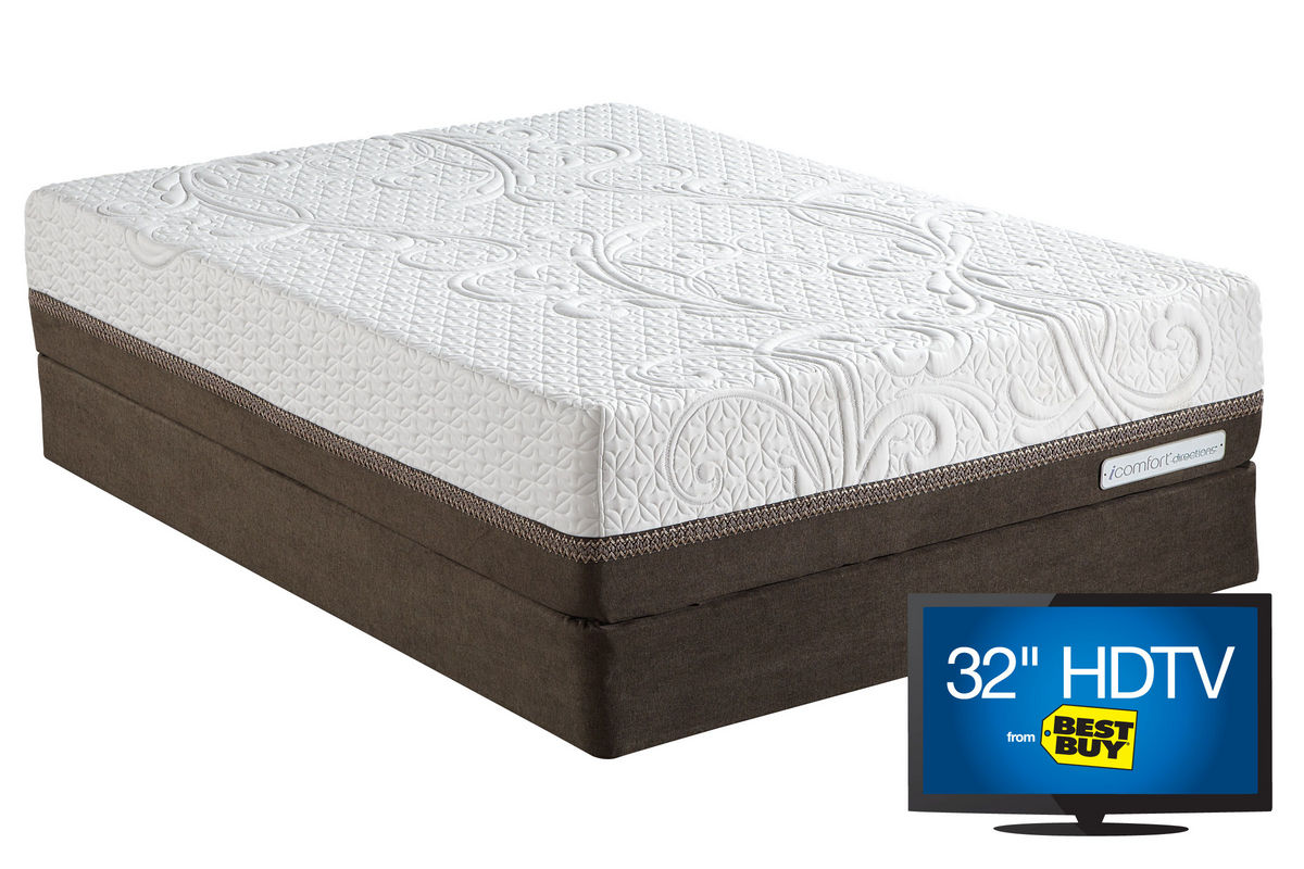 i fort Directions™ by Serta Inception Queen Mattress
