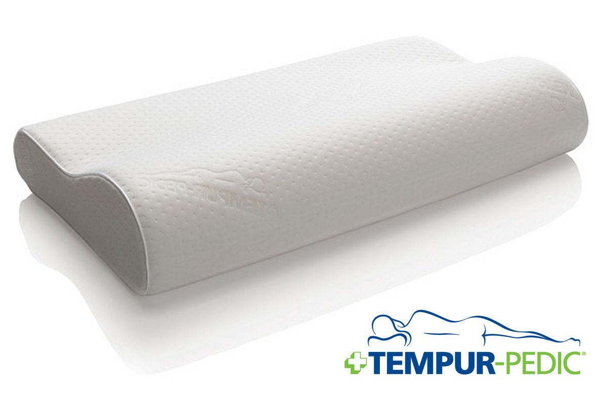 Tempur 174 Neck Queen Medium Pillow At Gardner White