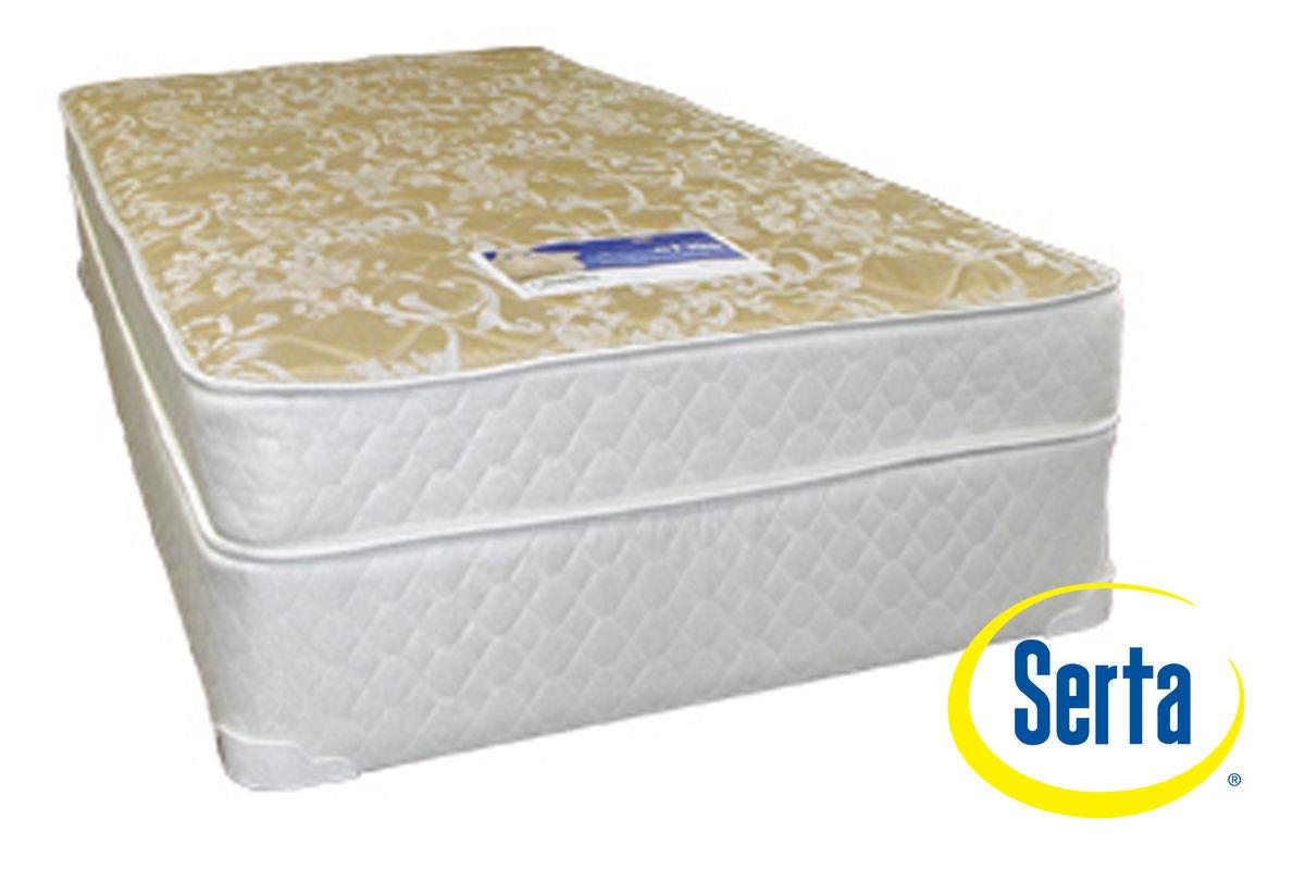Sertapedic Sentra Cushion Firm Queen Mattress