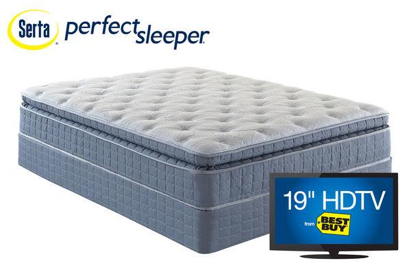 Serta Perfect Sleeper 174 Aldercroft Super Pillowtop Queen