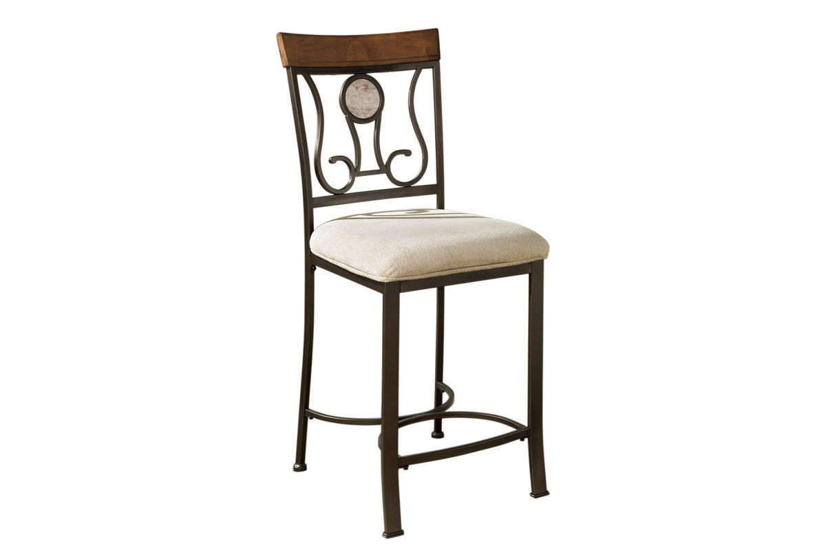 4 Hopstand Upholstered Bar Stools D314 124