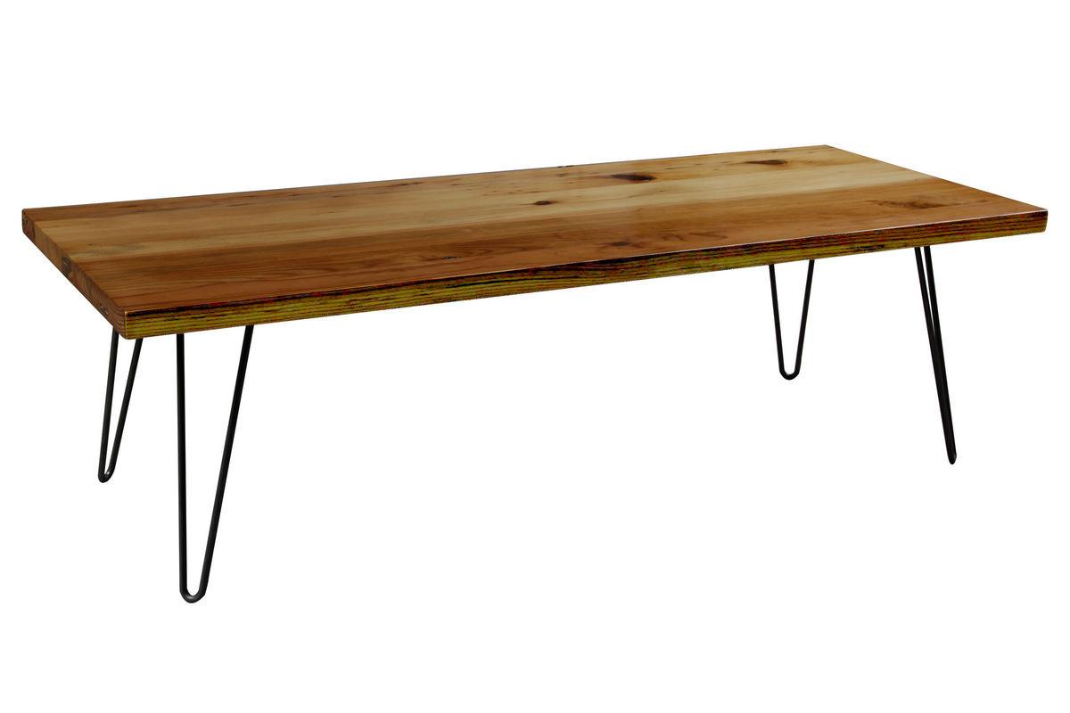 Workshop Hairpin Coffee Table At Gardner White