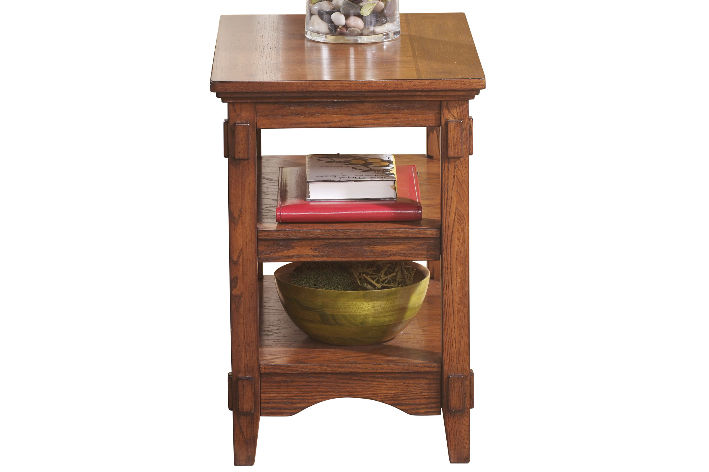 Cross Island Chair Side End Table T719 7