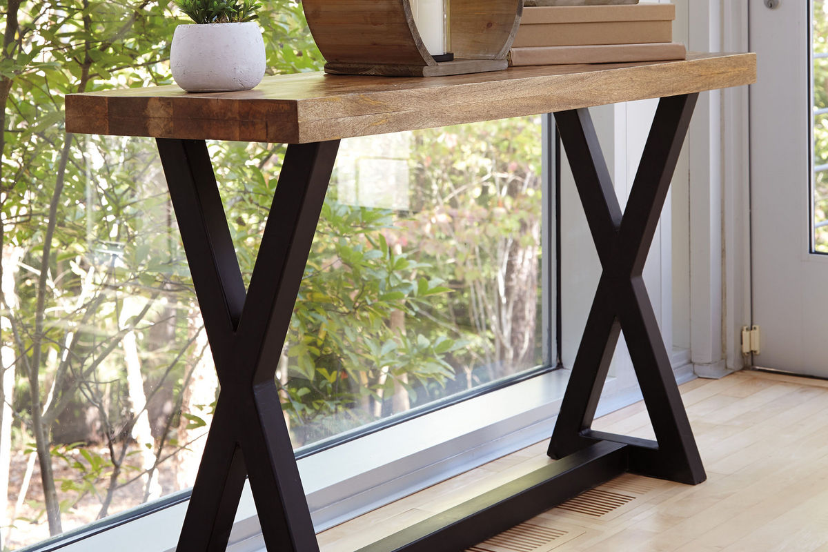 Wesling Cocktail Table 2 End Tables Amp Sofa Table Set At