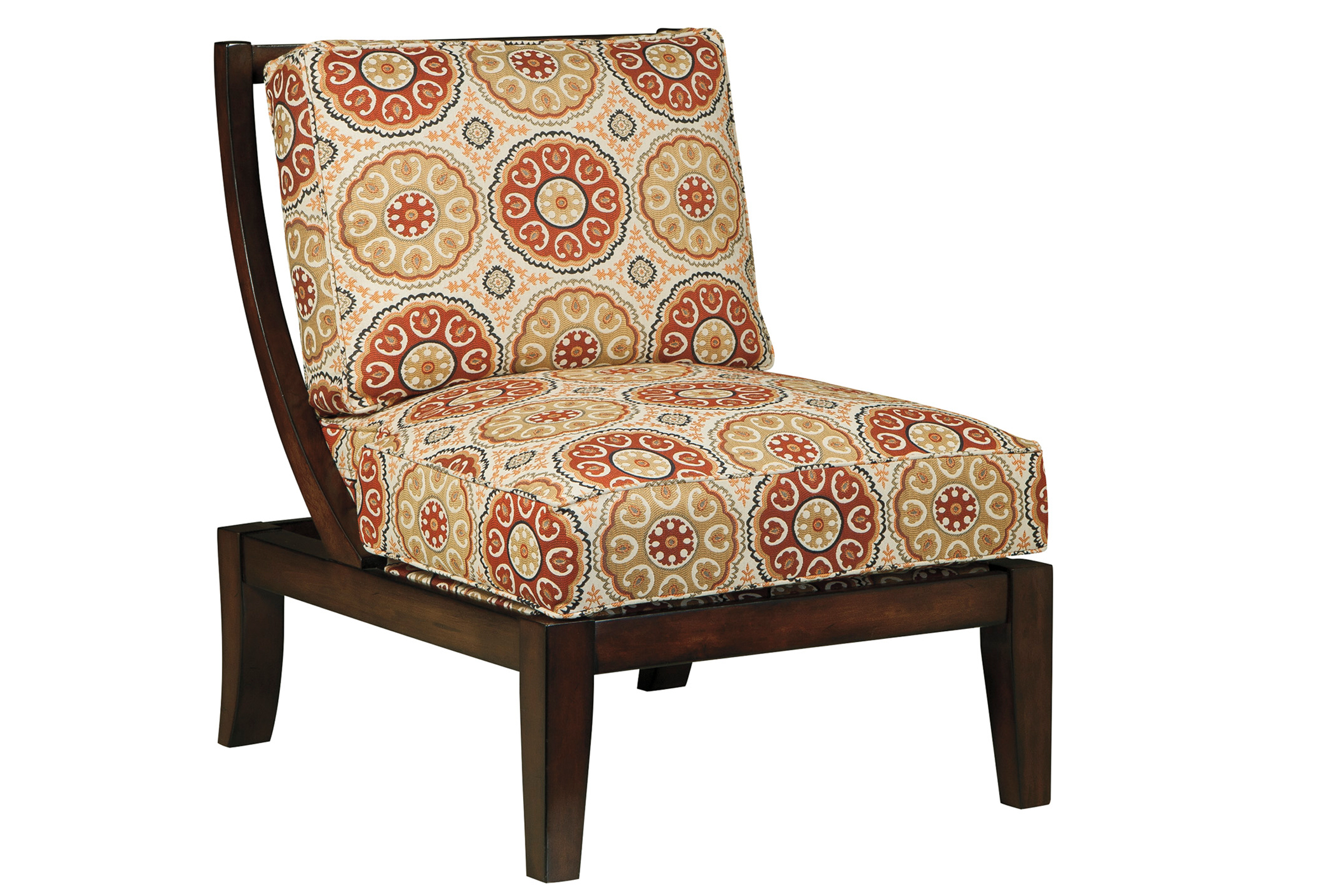 Sevan Sand Accent Chair FDROP