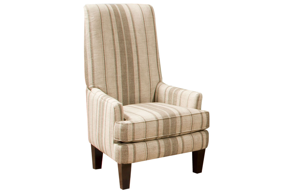 Teacup Tall Accent Chair At Gardner White