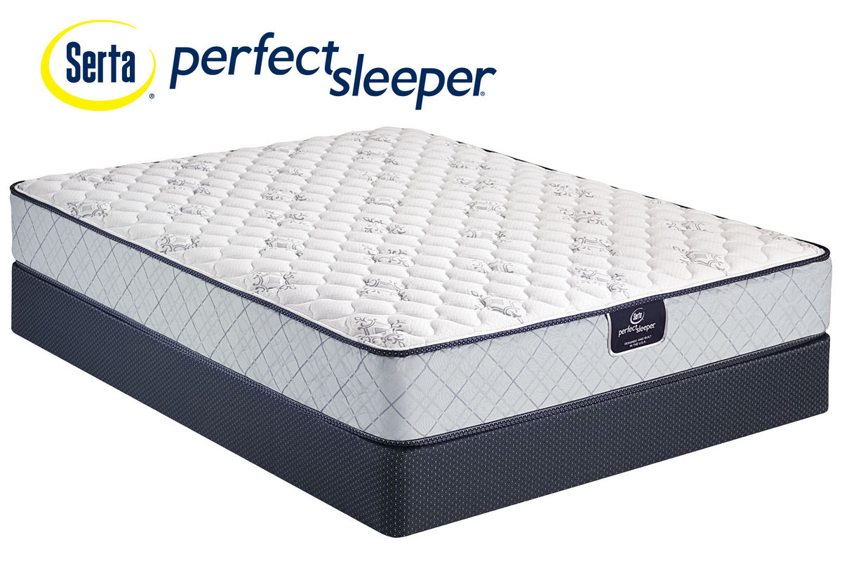 Serta Perfect Sleeper 174 Bellcast Queen Mattress At Gardner