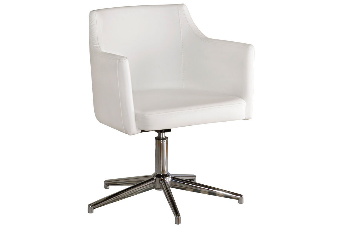 Barga Home Office Swivel Desk Chair H410 01A : 556261200x800 Cute Chairs <strong>for Office Women</strong> from www.gardner-white.com size 1200 x 800 jpeg 57kB