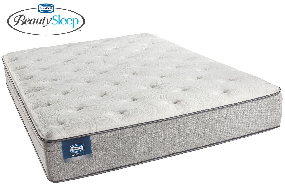 Simmons beautysleep caitlyn twin mattress for Gardner white credit