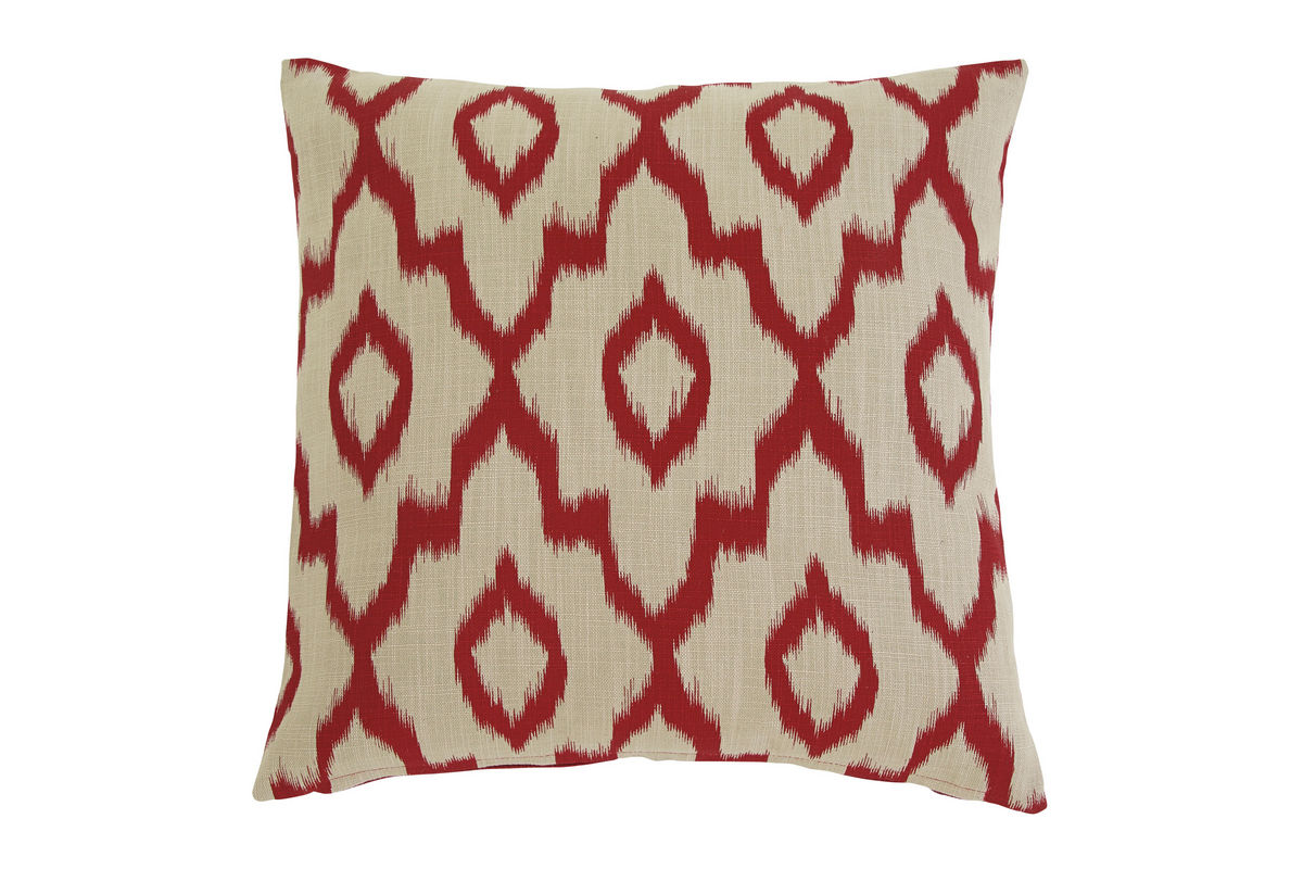 Ashley Icot Brick Accent Pillow At Gardner-White