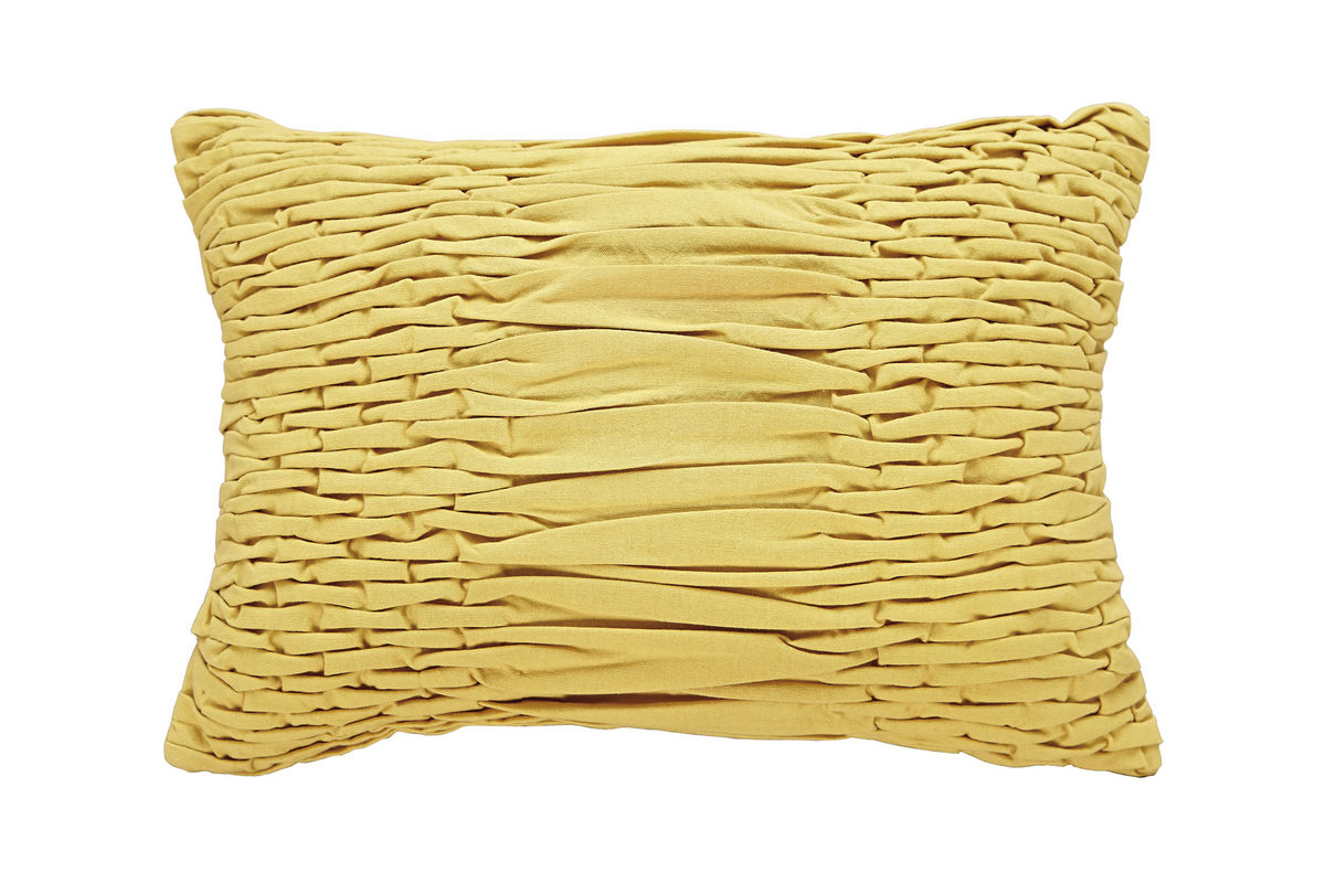 Ashley Nellie Yellow Accent Pillow At Gardner-White