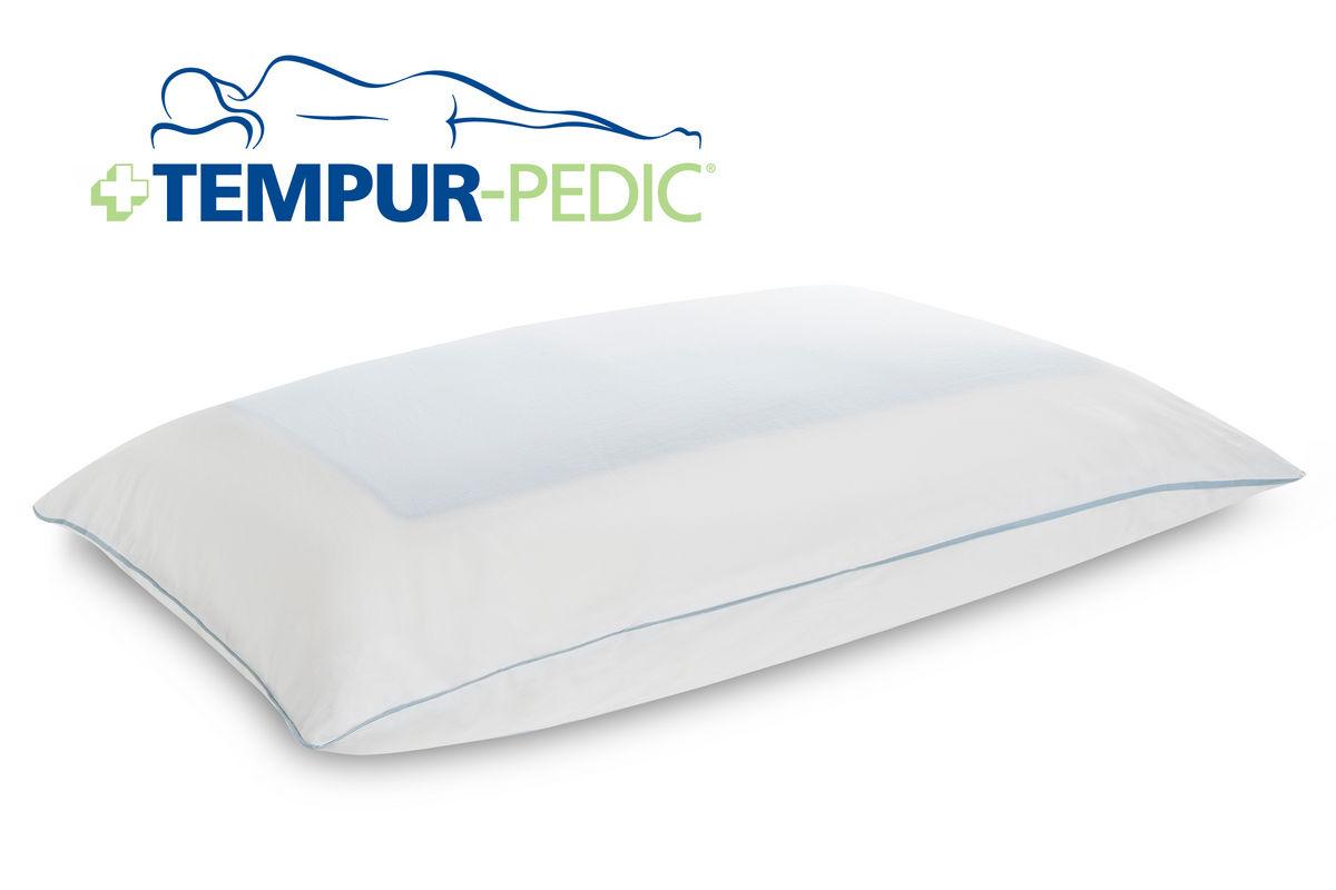 Tempur Cloud 174 Breeze Dual Cooling Pillow At Gardner White