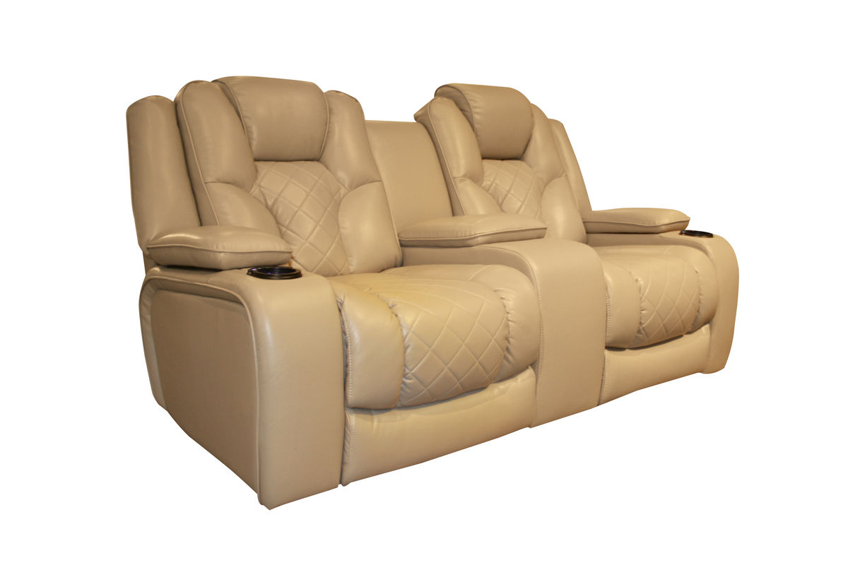 Turismo power reclining loveseat with console Reclining loveseat sale