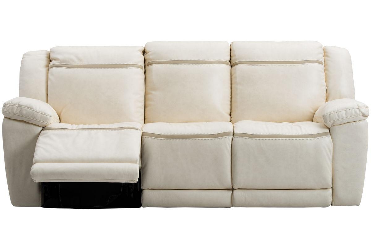 Isabel Ivory Reclining Sofa At Gardner White