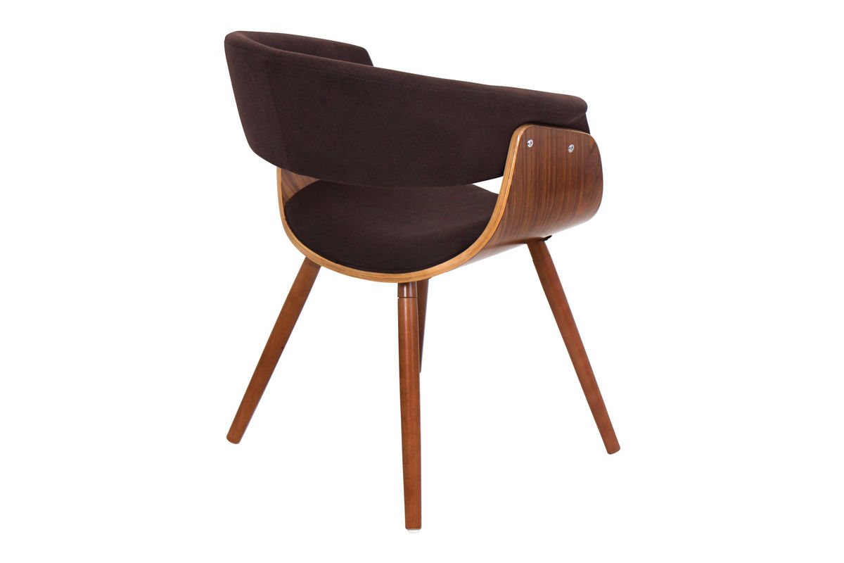 Vintage Mod Black Chair By Lumisource At Gardner White