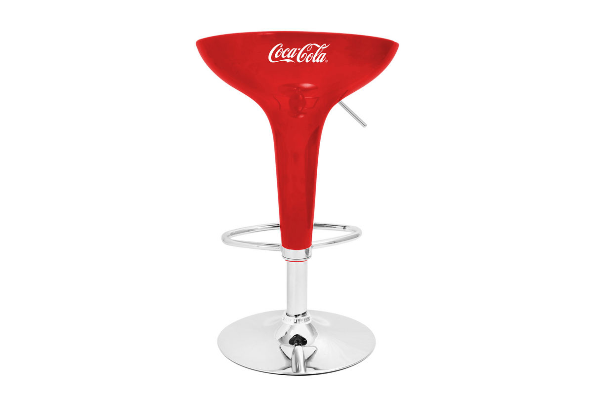 Coca Cola 174 Scooper Bar Stool By Lumisource Fdrop 161229