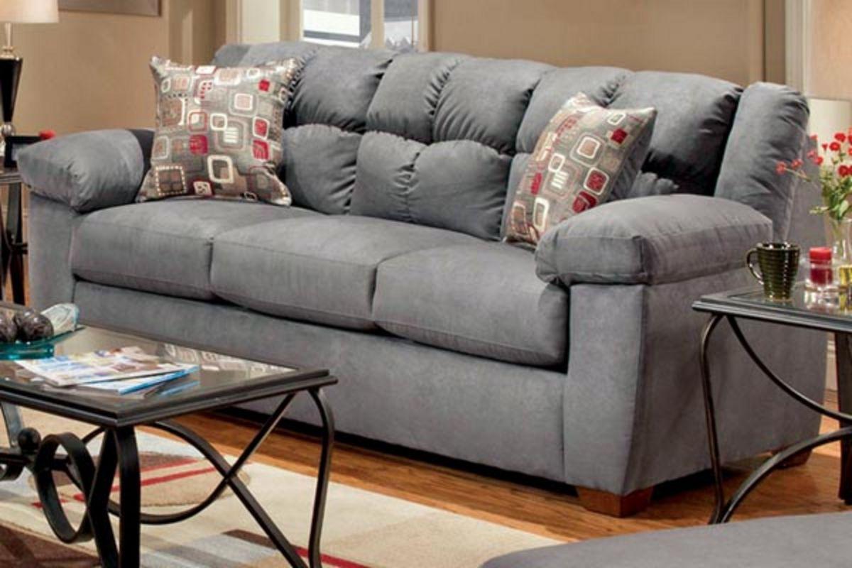 Gray Sofa Sleeper At Gardner White