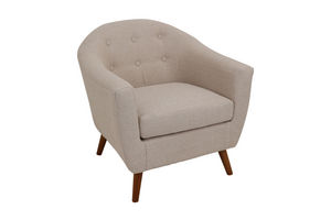 Klorey Accent Chair In Charcoal By Ashley