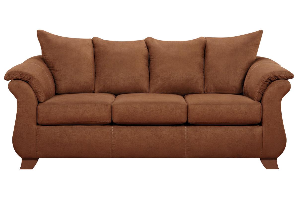 Vista Microfiber Sofa At Gardner White