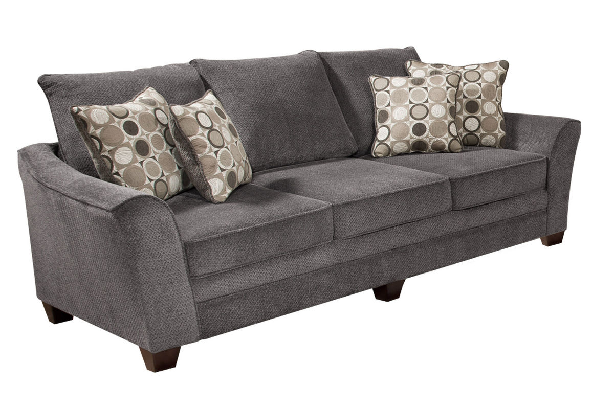 Icerink chenille sofa Chenille sofa and loveseat