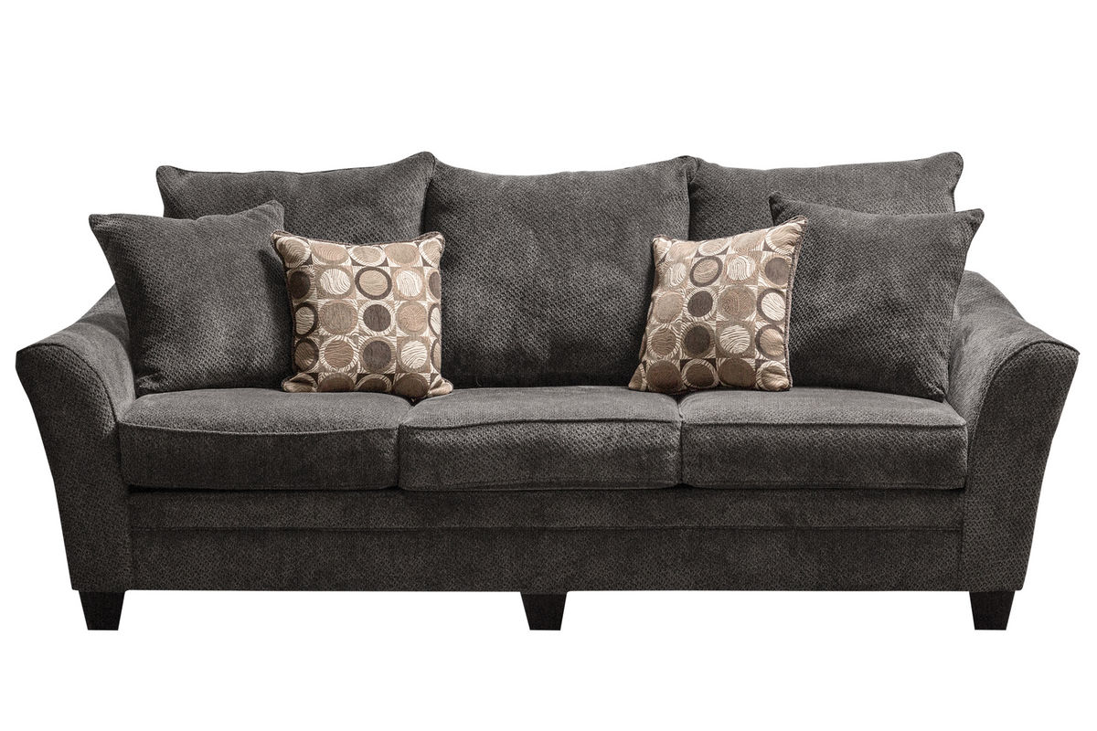 Icerink chenille sofa at gardner white Chenille sofa and loveseat