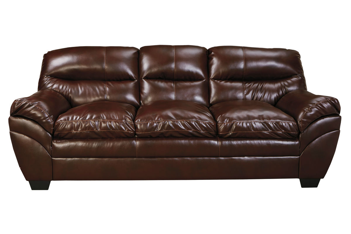 Ellwood Bonded Leather Sofa