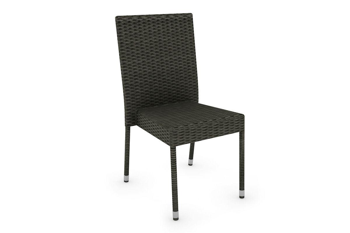 Park Terrace 4 Piece Black Chair Set At Gardner White