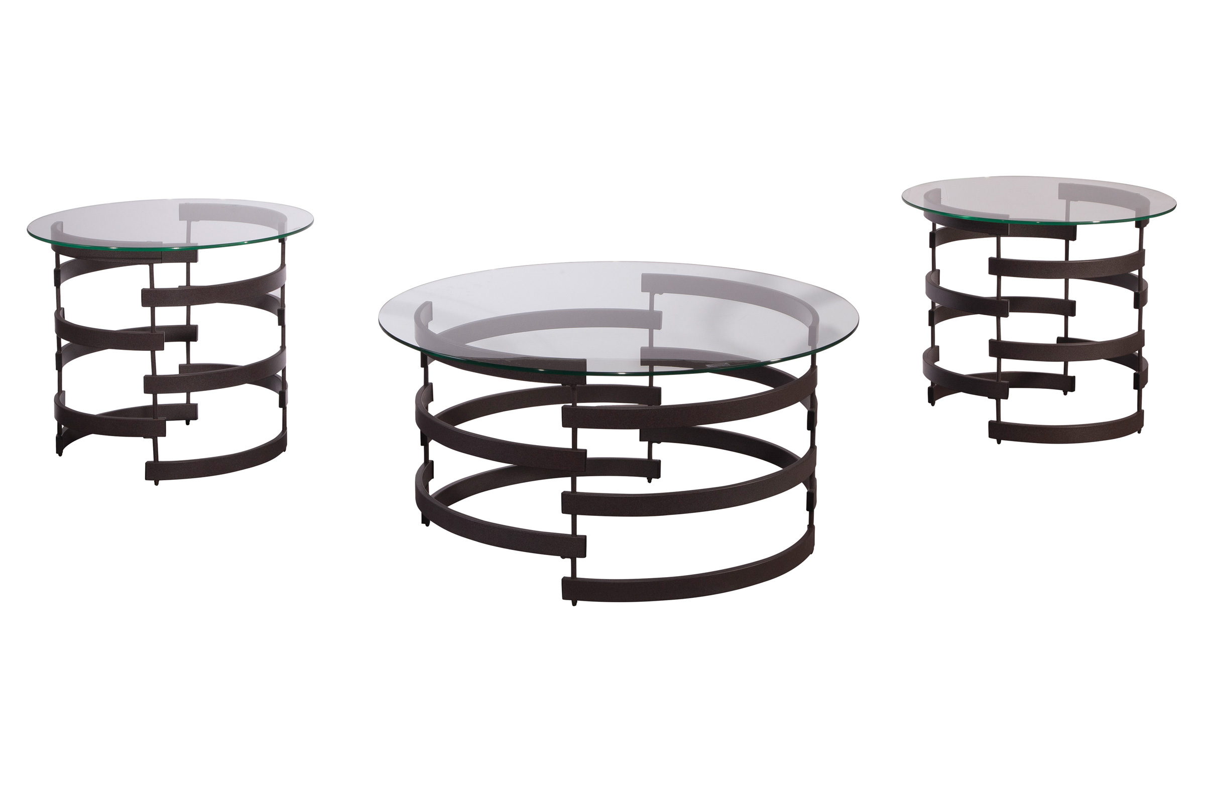 Kaymine Occasional Table Set T408 13