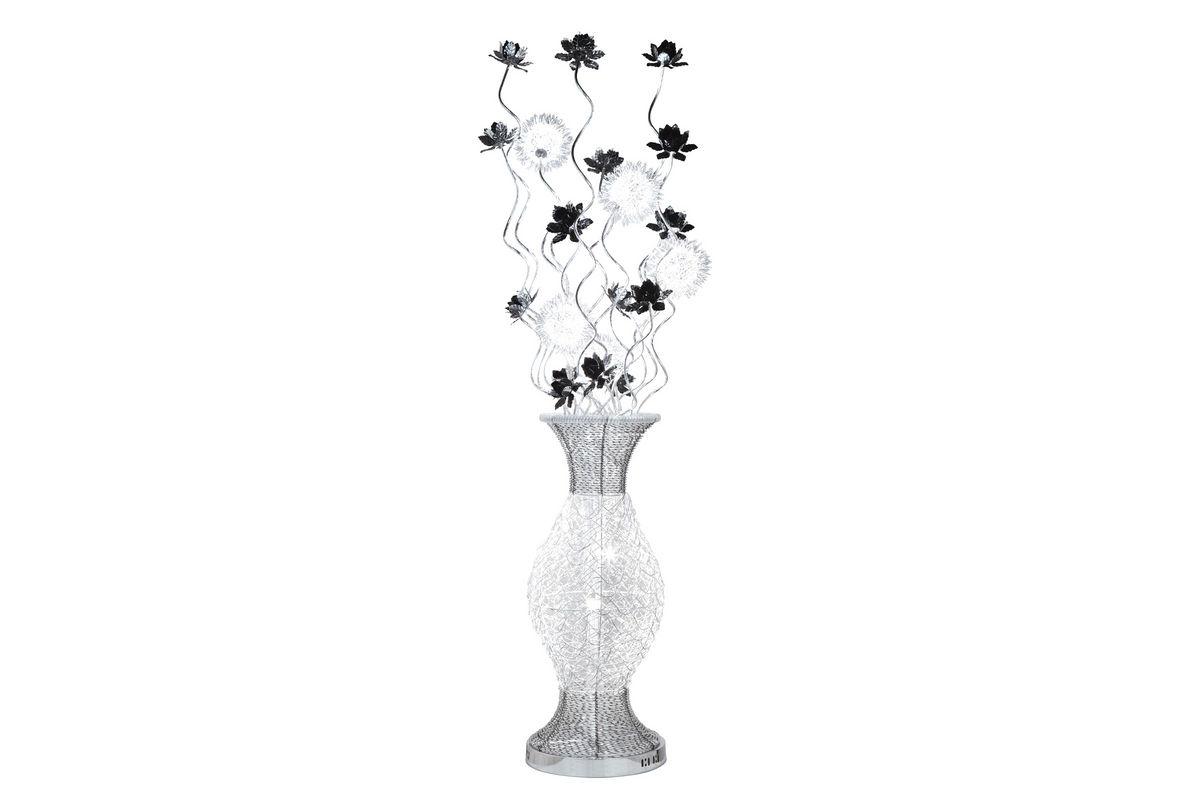 Flower led floor lamp at gardner white for Led flower floor lamp