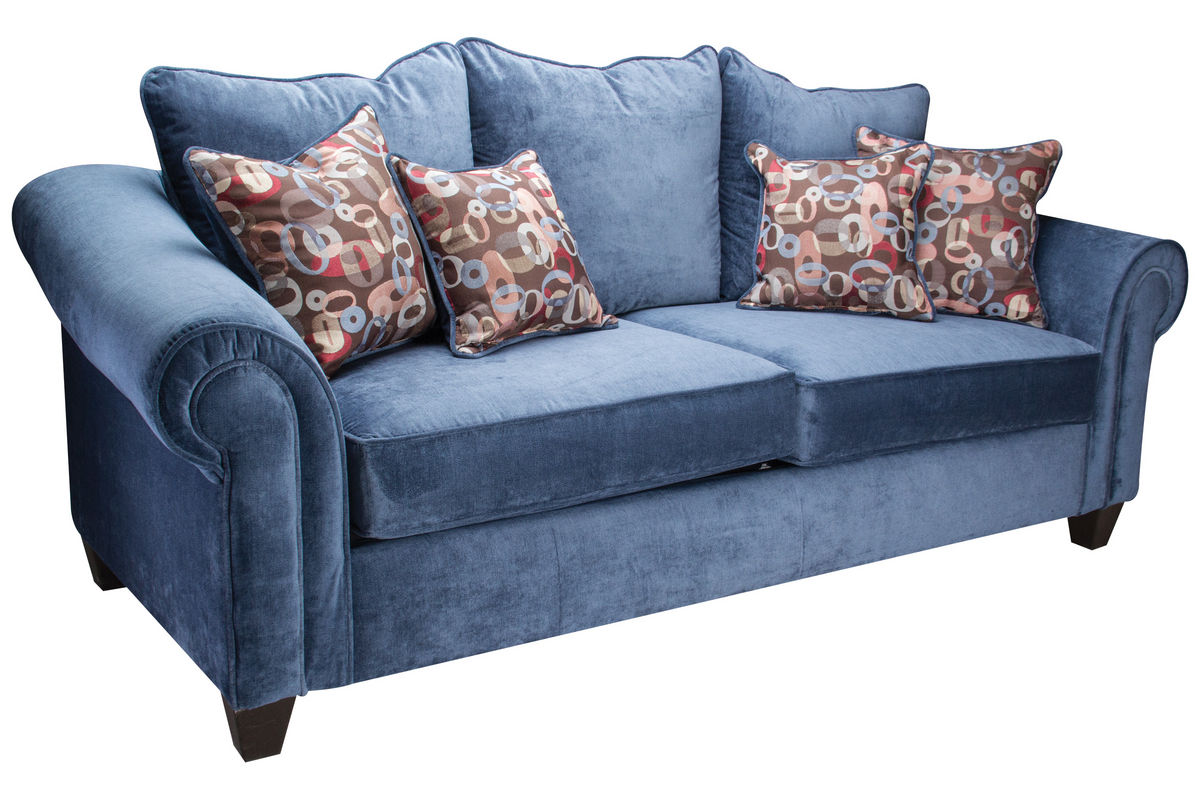 Derrick Microfiber Sofa At Gardner White